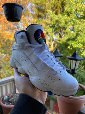 Jordan 6 Rings Confetti for Sale in Seattle, WA