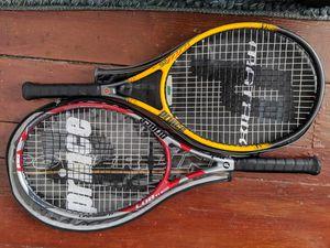 Prince tennis rackets for Sale in Philadelphia, PA