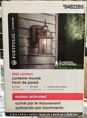 Wall Lantern Light Farol de Pared Lampara Portfolio Outdoor for Sale in Miami, FL