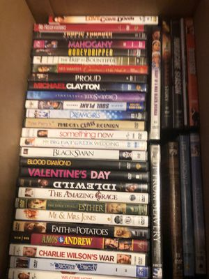 DVDs for Sale in Brentwood, NC