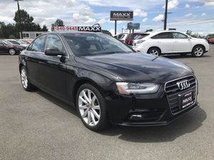 2013 Audi A4 for Sale in Puyallup, WA