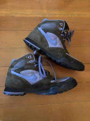 b4fea978dfe Nike Hiking Trail Boots Vintage Size 9 for Sale, u