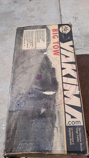 "💚YAKIMA: ""BOB YAK, BIG TOW"" BIKE TRAILER 👈😲 for Sale in San Diego, CA"