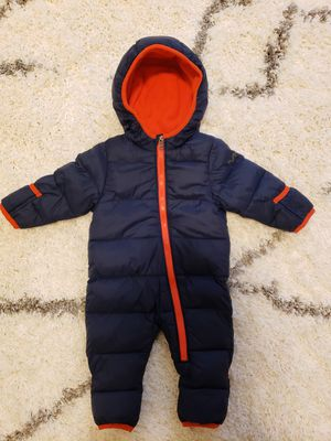 Baby winter snowsuit / overall Michael Kors 0-6 months for Sale in Issaquah, WA