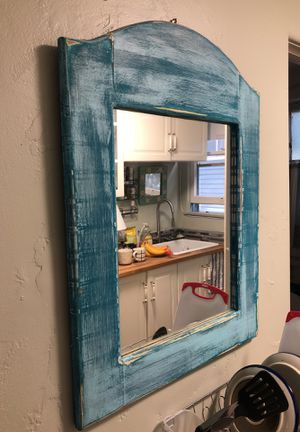 Hand painted mirror for Sale in San Diego, CA