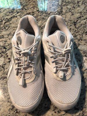 Reebok 8.5 wide walking tennis shoes for Sale in Apex, NC