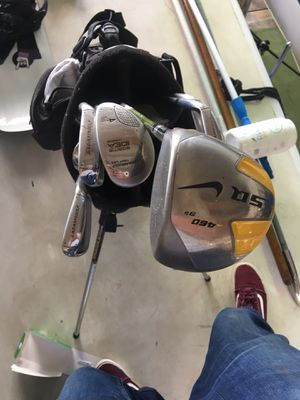 Golf Club Set with Bag for Sale in Seattle, WA