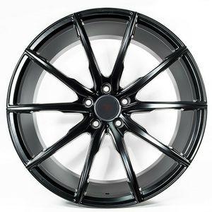 """Brand New 20"""" SF1 5x114.3 Black Wheels for Sale in Miami, FL"""