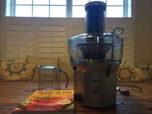 Breville Juice Fountain for Sale in Silver Spring, MD