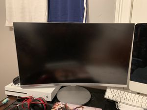Curved 4K Monitor for Sale in Stamford, CT