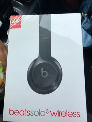 Beats solo 3 wireless brand new got two for Sale in El Mirage, CA