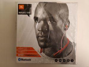 JBL Reflect Fit Heart Rate Wireless Sport Headphones (Unopened) for Sale in Vienna, VA