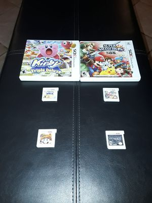 Nintendo 3DS Games Bundle!! ($74 OBO): Games Also Available For Individual Sale!! for Sale in San Antonio, TX
