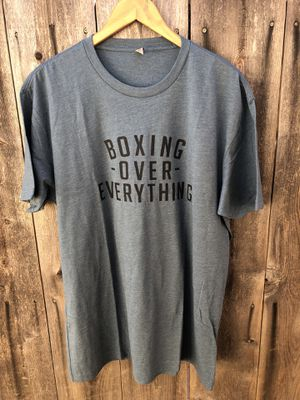 Boxing over everything shirt SIZE XL for Sale in San Diego, CA