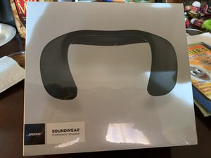 Bose soundwear speaker for Sale in Waianae, HI
