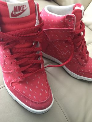 Nike women shoes size 7 for Sale in Herndon, VA
