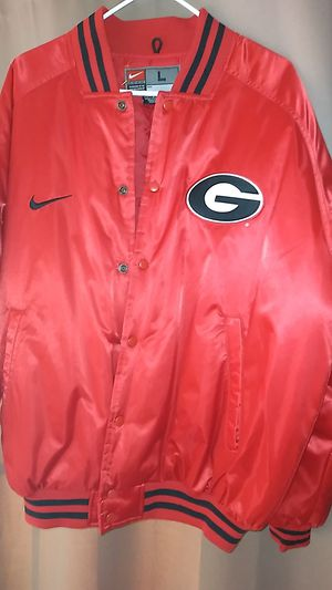 Georgia Bulldogs football Jacket. Size Large(. Brand New) for Sale in Belton, SC