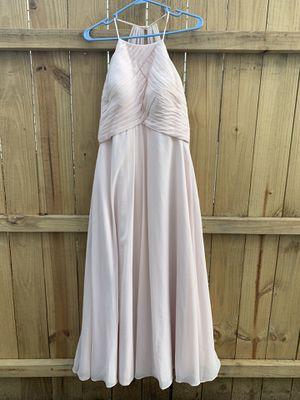 Blush women dress for Sale in Virginia Beach, VA