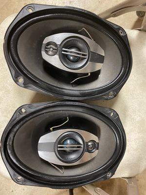 6X9 PIONEER SPEAKERS for Sale in Canby, OR