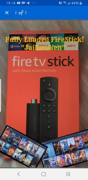 Fire TV stick for Sale in Cleveland, OH
