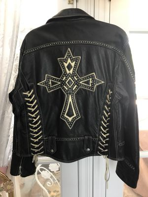 Michael Hoban North Beach Leather Jacket for Sale in San Diego, CA