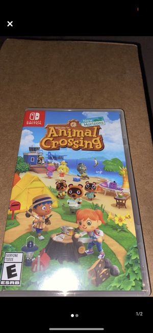 Animal crossing new horizons for Sale in Aurora, IL