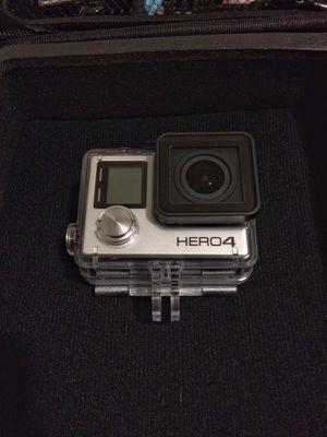 GoPro HERO 4 Black Edition (4K) for Sale in Portland, OR
