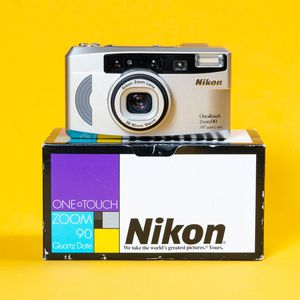 Nikon One Touch Zoom 90 35mm Point and Shoot Film Camera for Sale in Santa Ana, CA