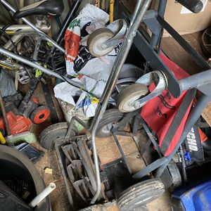 Manual Lawn Mower for Sale in Bethesda, MD