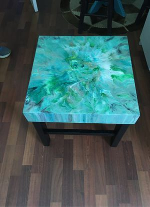Original made by artist coffee table for Sale in Buford, GA