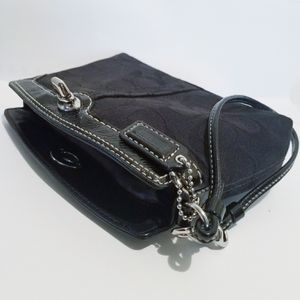 Black Coach Wristlet for Sale in Everett, MA