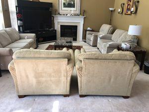 Living room sofa set for Sale in Fairfax, VA