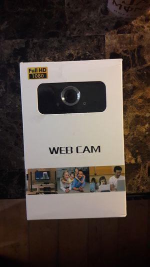 Full HD webcam 1080 p for Sale in Wheeling, IL
