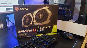 MSI GTX 1660 Ti Gaming X for Sale in Thomaston, CT