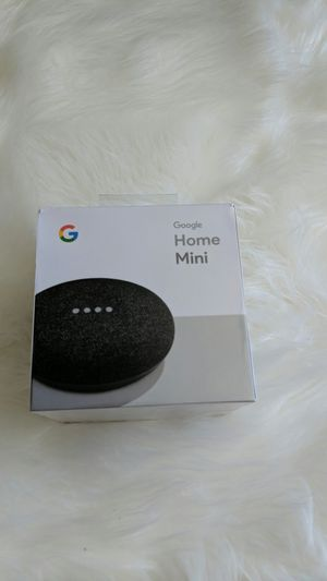 NEW IN BOX Google Home Mini for Sale in Roseville, CA