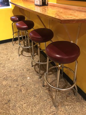 50's style restaurant bar stools - 12 for Sale in Bellevue, WA