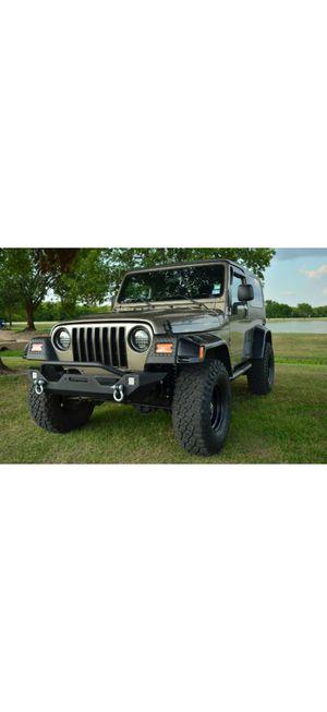 GoodTires2005 Jeep Wrangler TJ UnlimitedNoDamage for Sale in Clarksville, TN