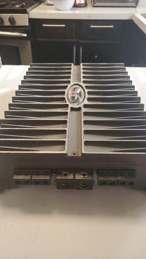 Rockford fosgate 600 a4 amp for Sale in Jurupa Valley, CA