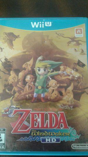 Zelda Wii u for Sale in Bell Gardens, CA