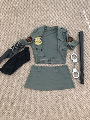 Sexy Border Patrol Halloween Costume for Sale in San Diego, CA