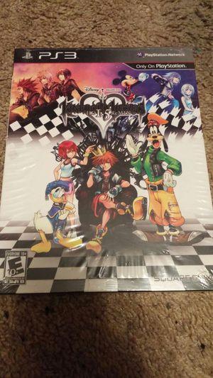 Kingdom Hearts HD 1.5 Remix for Sale in La Center, WA
