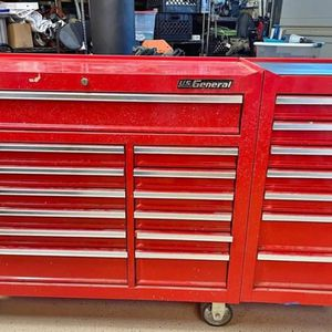 US general Tool Box for Sale in Oceanside, CA