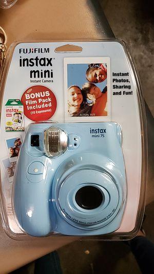 Fujifilm Instax mini 7s Powder Blue for Sale in Kingsport, TN