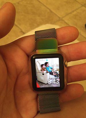 Apple Watch 3 series 38mm for Sale in Redmond, WA