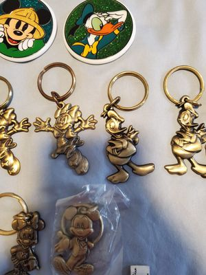 Disney Collectible key rings, magnets and toys for Sale in Stone Mountain, GA