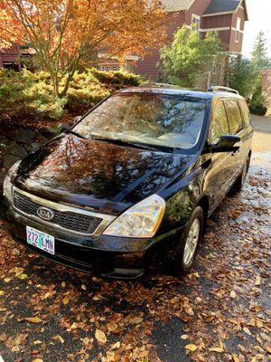 2012 Kia Sedona LX Minivan for Sale in Portland, OR