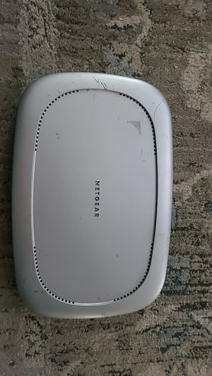 Netgear modem dsl internet gateway for Sale in St. Petersburg, FL