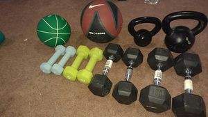 Dumbbells for Sale in Hanover Park, IL