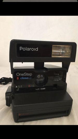 Vintage Polaroid Camera- Polaroid 600 One Step Close Up for Sale in Dallas, TX