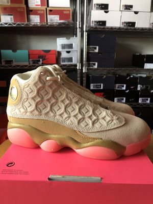 Brand new Nike air Jordan 13 retro Chinese new year shoes cny youth 2.5y, men's 2.5, women's 4 for Sale in El Cajon, CA